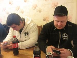 Mehmet och Björn